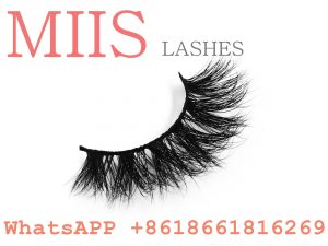 real Siberian mink lashes private labeling