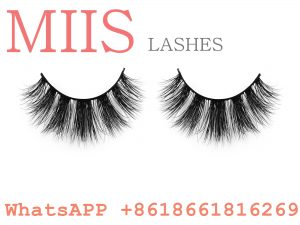 customized mink lashes factory